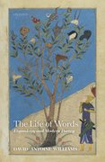 Cover for The Life of Words