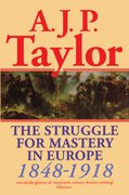 Cover for The Struggle for Mastery in Europe