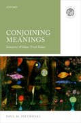 Cover for Conjoining Meanings