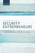 Cover for Security Entrepreneurs
