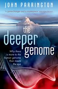 Cover for The Deeper Genome - 9780198813095