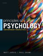 Principles of Psychology