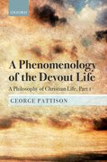 Cover for A Phenomenology of the Devout Life