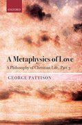 Cover for A Metaphysics of Love