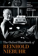 Cover for The Oxford Handbook of Reinhold Niebuhr