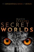 Cover for Secret Worlds