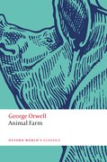 Cover for Animal Farm - 9780198813736