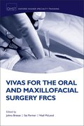 Cover for Vivas for the Oral and Maxillofacial Surgery FRCS