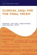 Cover for Clinical SAQs for the Final FRCEM