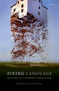 Cover for Fixing Language
