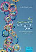 Cover for The Dynamics of the Linguistic System