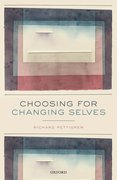 Cover for Choosing for Changing Selves