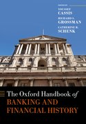 Cover for The Oxford Handbook of Banking and Financial History