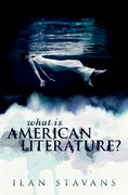 Cover for What is American Literature?