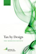 Cover for Tax By Design