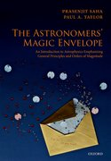 Cover for The Astronomers' Magic Envelope - 9780198816478