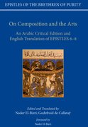 Cover for On Composition and the Arts
