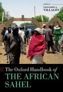Cover for The Oxford Handbook of the African Sahel