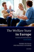 Cover for The Welfare State in Europe
