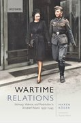 Cover for Wartime Relations