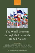 Cover for The World Economy through the Lens of the United Nations