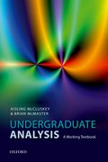 Cover for Undergraduate Analysis - 9780198817574