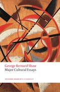 Cover for Major Cultural Essays
