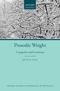 Cover for Prosodic Weight