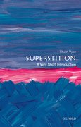 Cover for Superstition: A Very Short Introduction