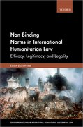 Cover for Non-Binding Norms in International Humanitarian Law