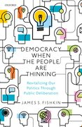 Cover for Democracy When the People Are Thinking