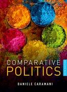 Cover for Comparative Politics