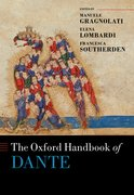 Cover for The Oxford Handbook of Dante