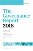 Cover for The Governance Report 2018