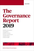 Cover for The Governance Report 2019