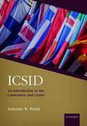 Cover for ICSID: An Introduction to the Convention and Centre