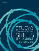 Cover for Study and Communication Skills for the Chemical Sciences