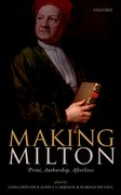 Cover for Making Milton