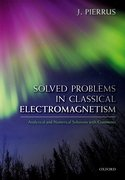 Cover for Solved Problems in Classical Electromagnetism - 9780198821922