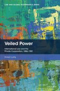 Cover for Veiled Power