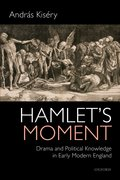 Cover for Hamlet's Moment - 9780198822264