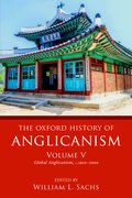 Cover for The Oxford History of Anglicanism, Volume V
