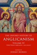 Cover for The Oxford History of Anglicanism, Volume IV