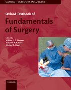 Cover for Oxford Textbook of Fundamentals of Surgery