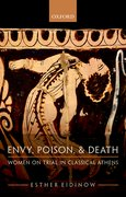 Cover for Envy, Poison, & Death