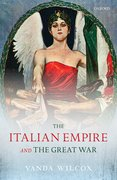 Cover for The Italian Empire and the Great War
