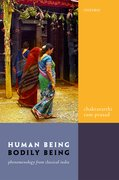 Cover for Human Being, Bodily Being - 9780198823629