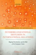 Cover for Interorganizational Diffusion in International Relations