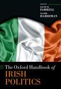 Cover for The Oxford Handbook of Irish Politics
