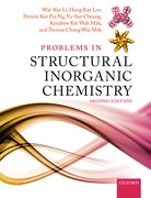 Cover for Problems in Structural Inorganic Chemistry - 9780198823919